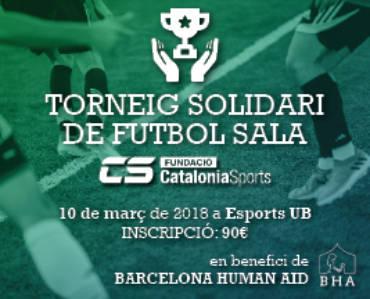 Torneig solidari futbol sala