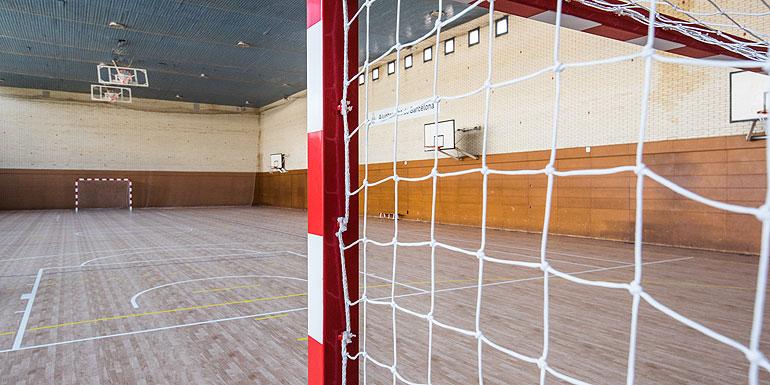 Aiguajoc: Futbol Sala Pavelló