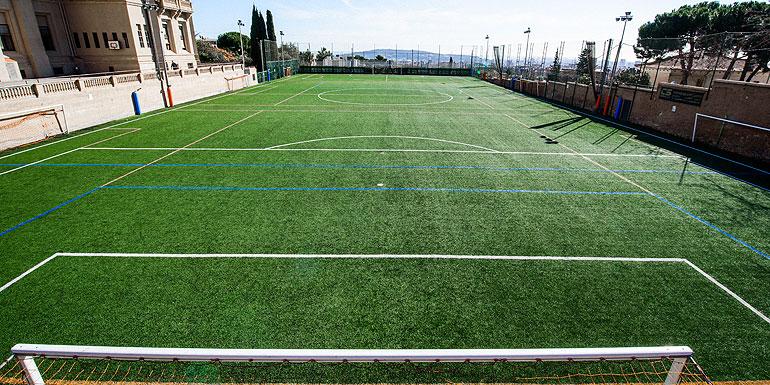 Lloguer camp de futbol 7