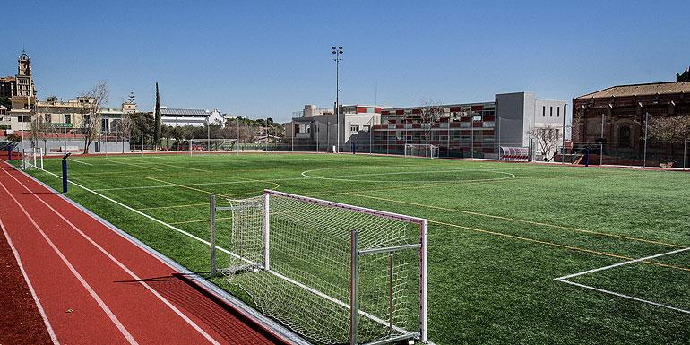 Col·legi Sant Ignasi: futbol 7 i futbol sala