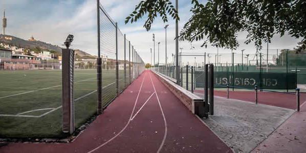 Can Caralleu: Futbol 7