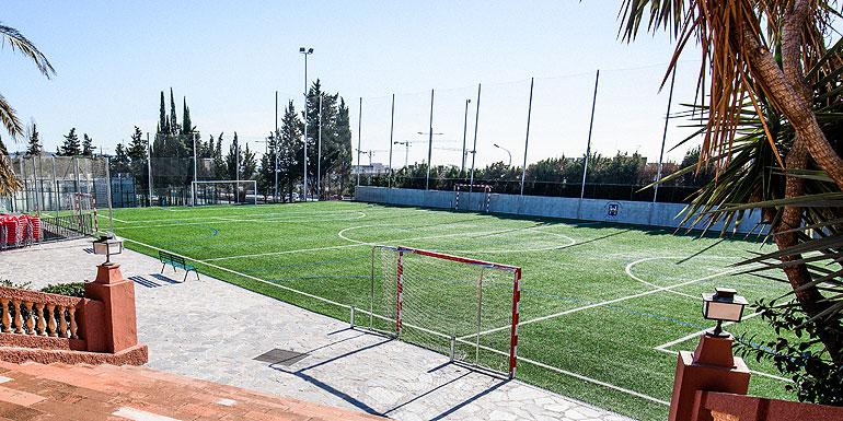 Highlands School: lligues futbol 7